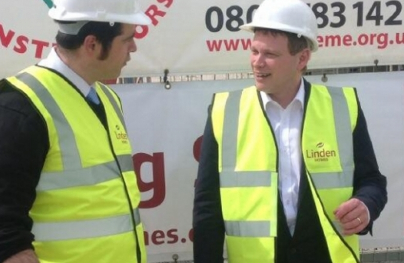 Scott Mann and Grant Shapps