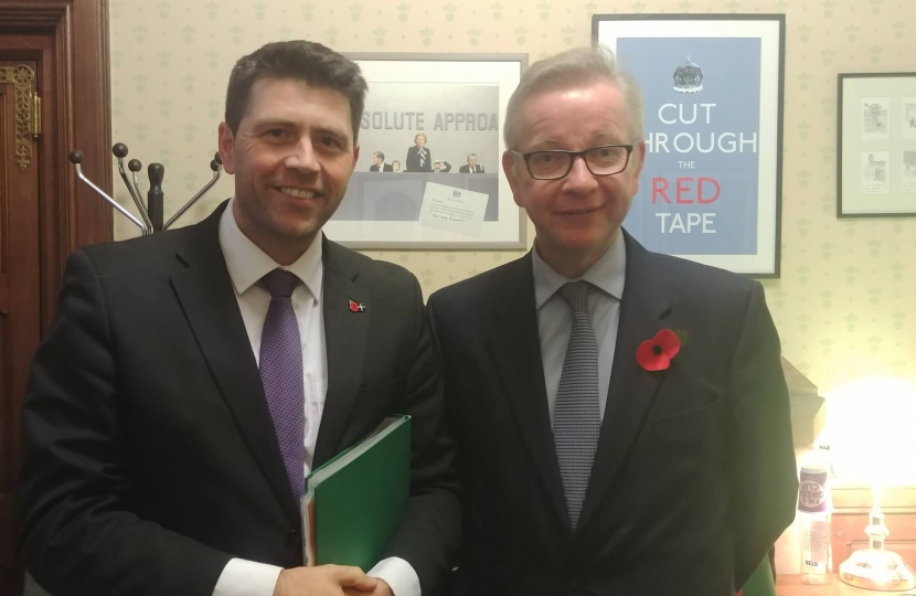Scott and Michael Gove