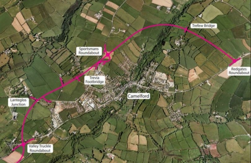 Camelford plans